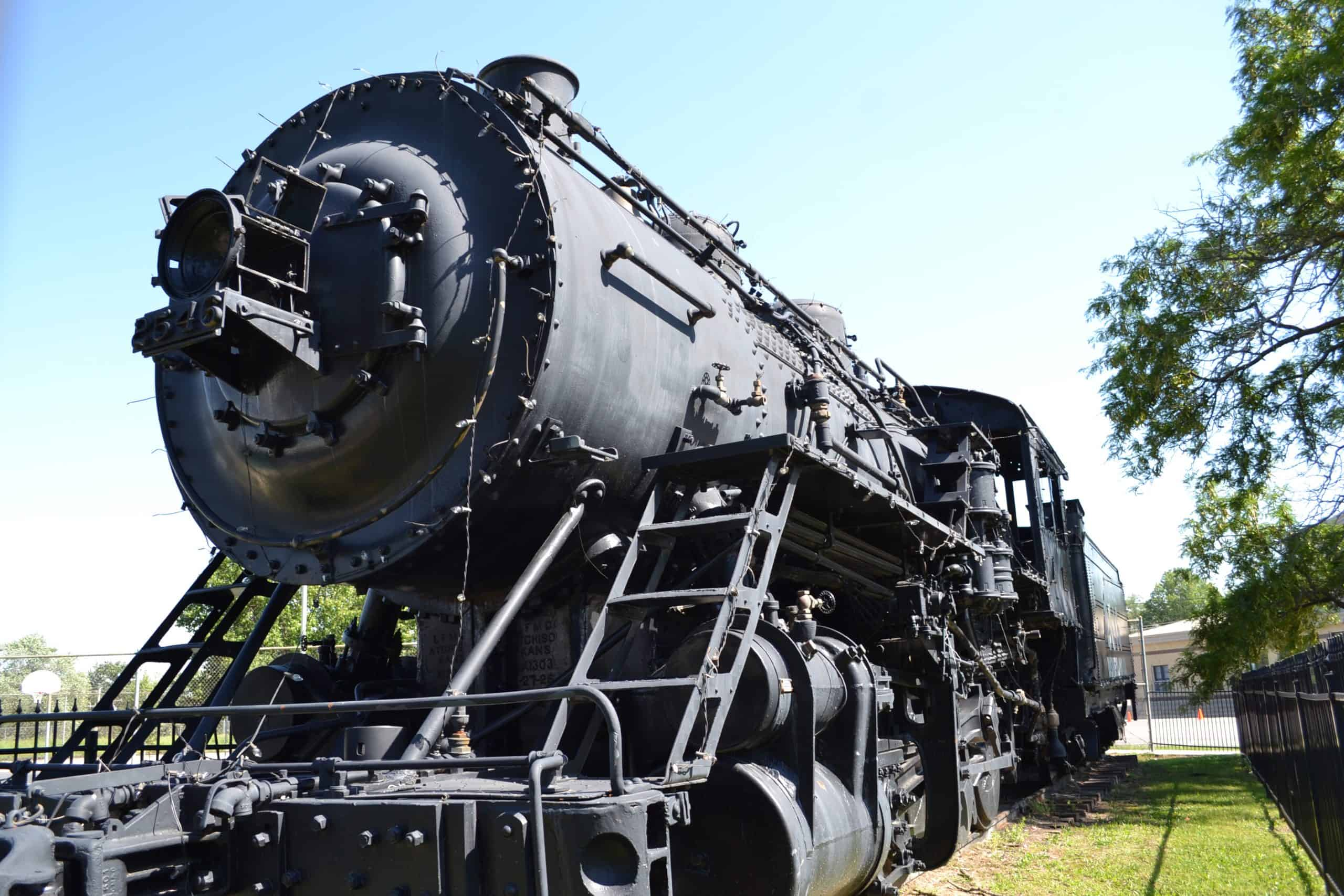 Ripley Park  Locomotive